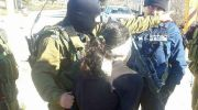 Arab female wannabe terrorist who attempted to attack the Jewish community of Karmei Tzur in Judea.