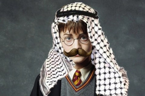 Harry Potter in the Middle East