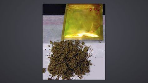 """K2"" is synthetic marijuana."