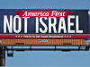 "Billboard in Detroit, Michigan, sponsored by ""Deir Yassin Remembered"""