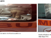 Left: Caption From Palestinian Ministry of Health Report; Right: Israeli Ambulance with Visible Star of David