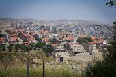 Pisgat Ze'ev, Jerusalem's largest residential neighborhood.