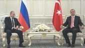 Vladimir Putin and Recep Tayyip Erdogan / Photo credit: Anadolu State Agency