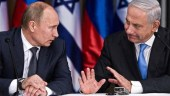 Putin and Netanyahu / Screenshot