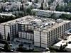 """Sha'arei Tzedek Medical Center, """"Gates of Justice"""", in Jerusalem, Israel."""
