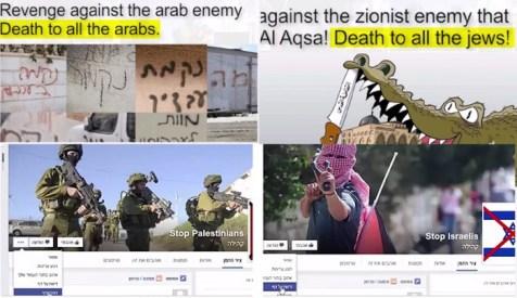 Shurat HaDin Facebook experiment