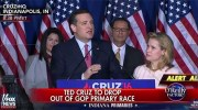 Ted Cruz dropping out