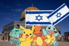 Temple Mount Pokemon - who says the Jewish Press ain't trendy?