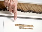 The document is preserved in the Israel Antiquities Authority's Dead Sea Scrolls laboratories.