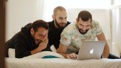 The three gay Arab friends / Courtesy Conch Studios