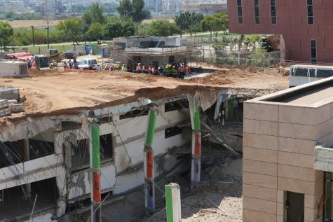 Tel Aviv Building Collapse