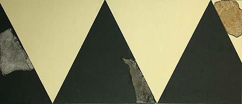 Zigzag Module, Herodian floor tiles / Courtesy City of David