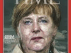 Cover of Time Magazine with Angela Merkel 2015 Person of the Year