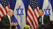 Prime Minister Benjamin Netanyahu meets with United States President Barack Obama in New York, on September 21, 2016.