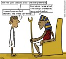 pharoah dream