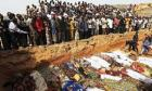 Nigeria: A Mass Burial of Christians Murdered by Muslims