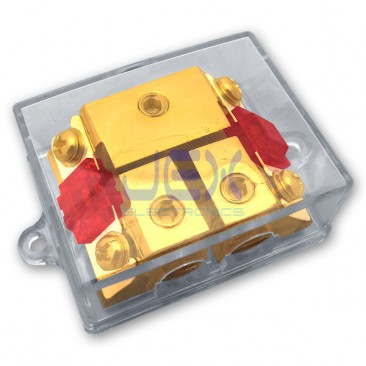 Jex Electronics LLC \u003e Fuse Holders \u003e 2-Way/2X AFS In-Line Fuse