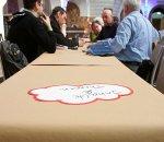 JEZT - leitlinien zur Bürgerbeteiligung - Veranstaltung im Volksbad © Stadt Jena