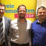 """Fusion der FDP-Jena mit der FDP SHK ist eine """"Regionale Zukunftspartnerschaft und Kooperation über bestehende Grenzen hinweg."""""""
