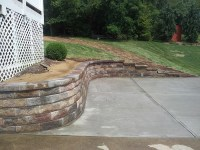 Retaining Walls by JG - JG Landscape and Design