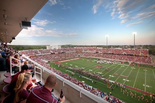 Texas State University Bobcat Stadium
