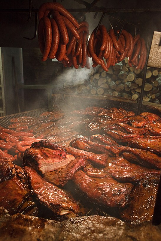 The Salt Lick Pit – fully loaded