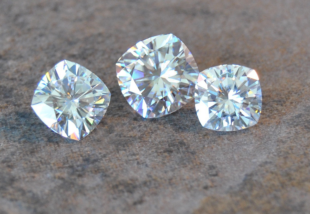 The Time Has Come – Colorless NEO Moissanite Available