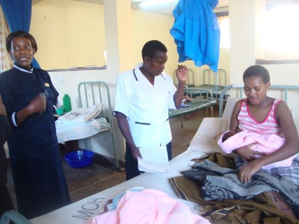 Jhpiego Alumna Rita Njiru is \u0027The Queen of Maternal Hearts\u0027 Jhpiego