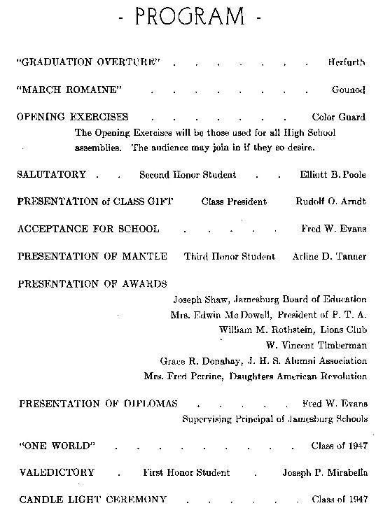 programme sample - Romeolandinez - graduation program template pdf