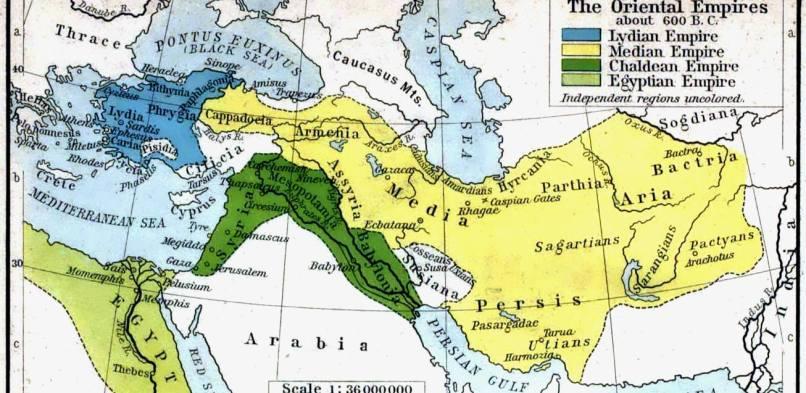 De Meden en de Perzen – Van stammenfederatie tot wereldrijk