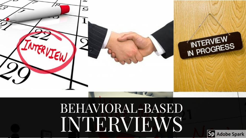 Don\u0027t Let Behavioral Questions Freak You Out! - Johnson  Hill