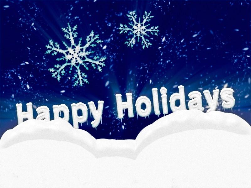 Large Of Happy Holidays Wishes
