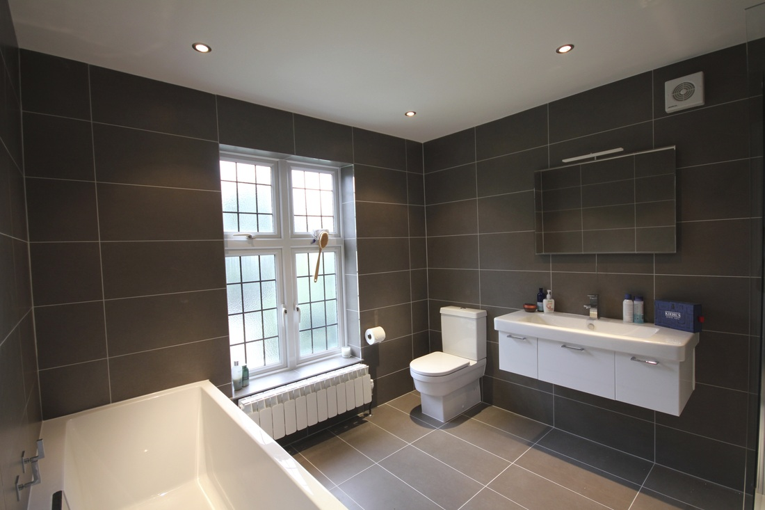 Recently completed tiling projects by jigsaw bathrooms