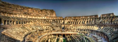 3d Floor Wallpaper Online Roman Coliseum Interior Jigsaw Puzzle