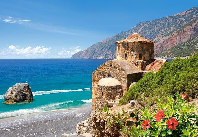 The Fall Bbc Wallpaper Castorland 101832 Agios Pavlos Church Crete 1000
