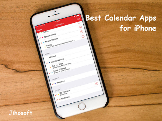 7 Best Free Calendar Apps for iPhone in 2019