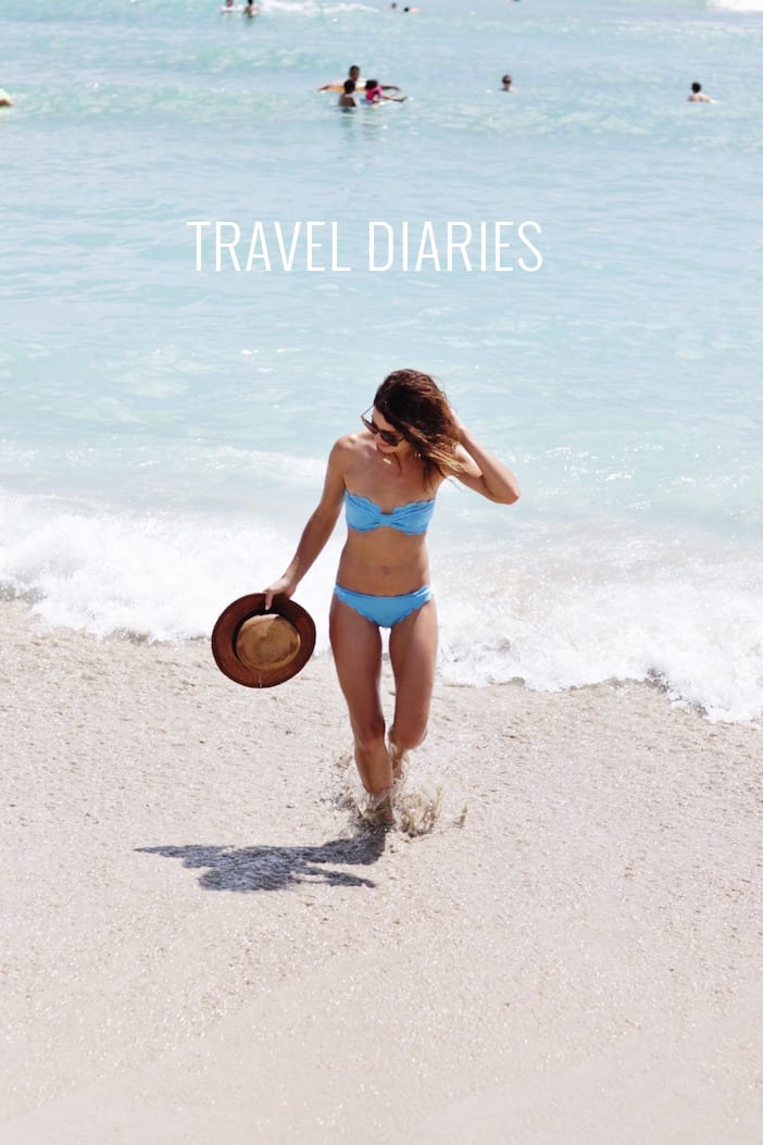 Travel Diary Maui Packing List - Jillian Harris