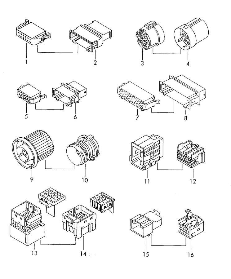 audi a4 central locking wiring diagram