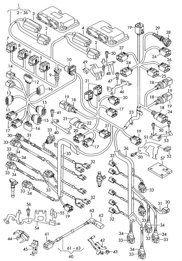 2006 volkswagen rabbit fuse box diagram volkswagen auto