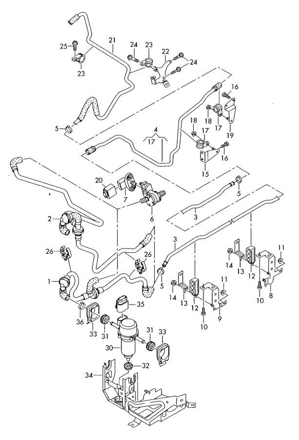 towbar wiring diagram