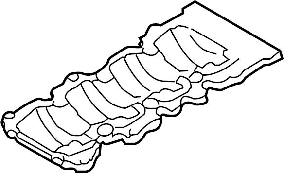 2006 audi a8 Motor diagram
