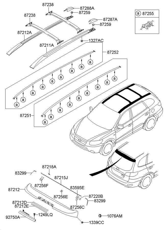 schema moteur hyundai terracan