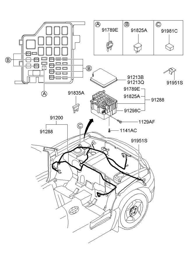 1995 ford taurus sho fuse box diagram