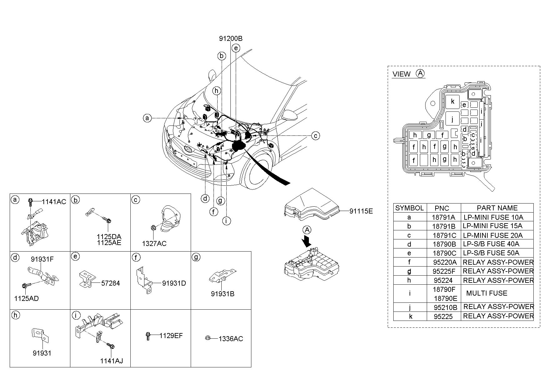 hyundai remote starter diagram