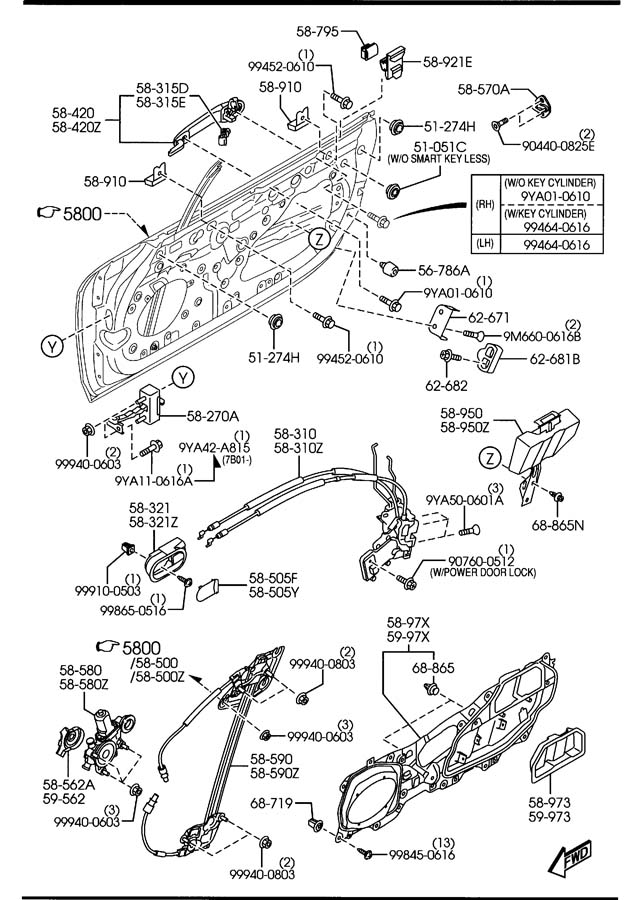 2006 mazda mx6 wiring diagram