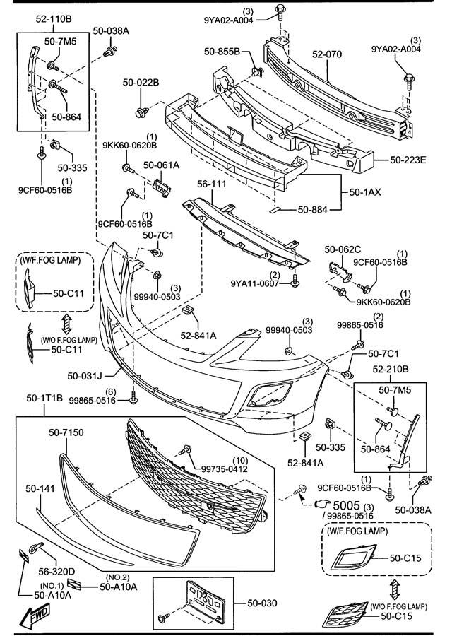 Mazda Cx 9 Parts Diagram Wiring Schematic Diagram