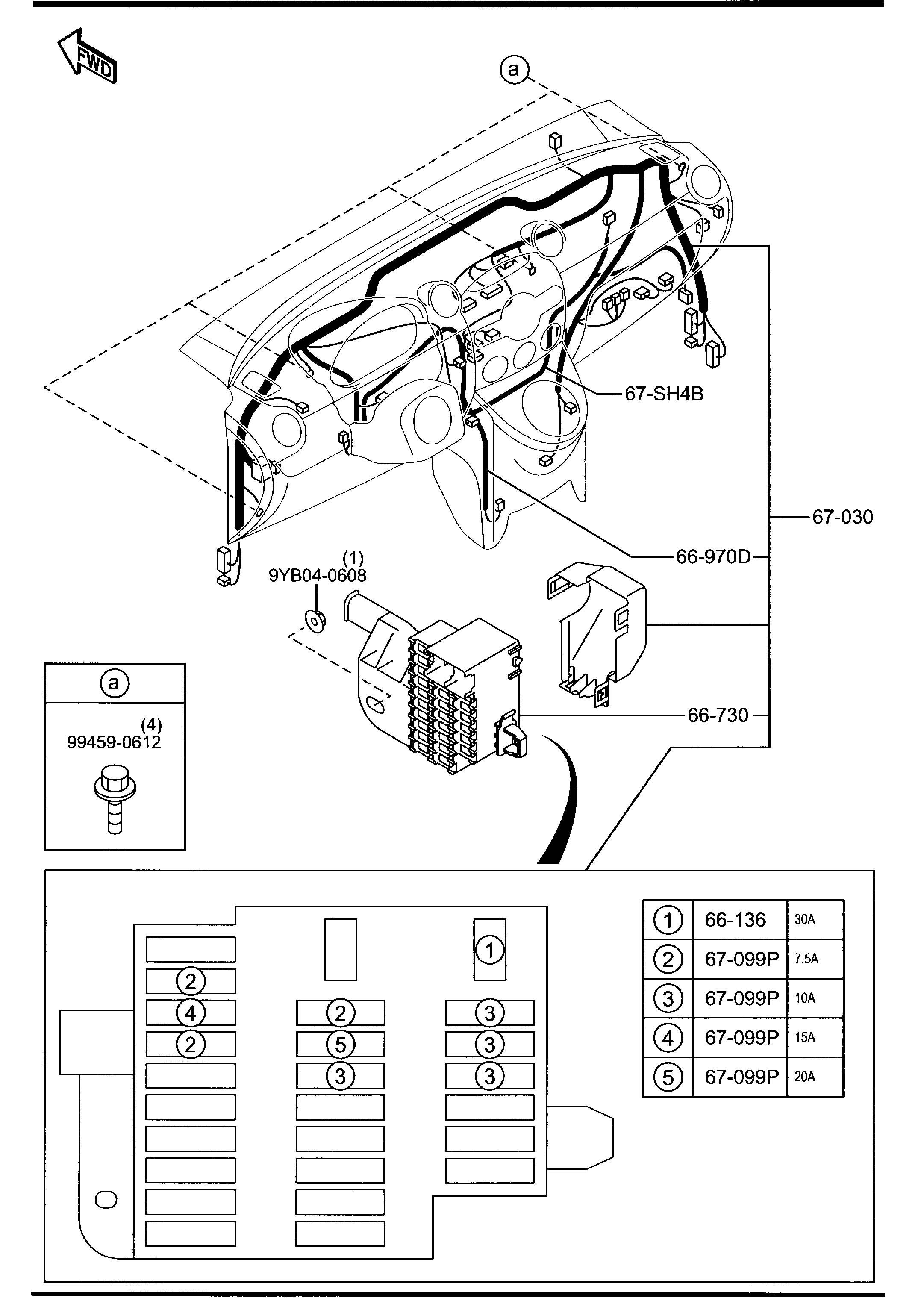 fuse box diagram 2003 ford dually
