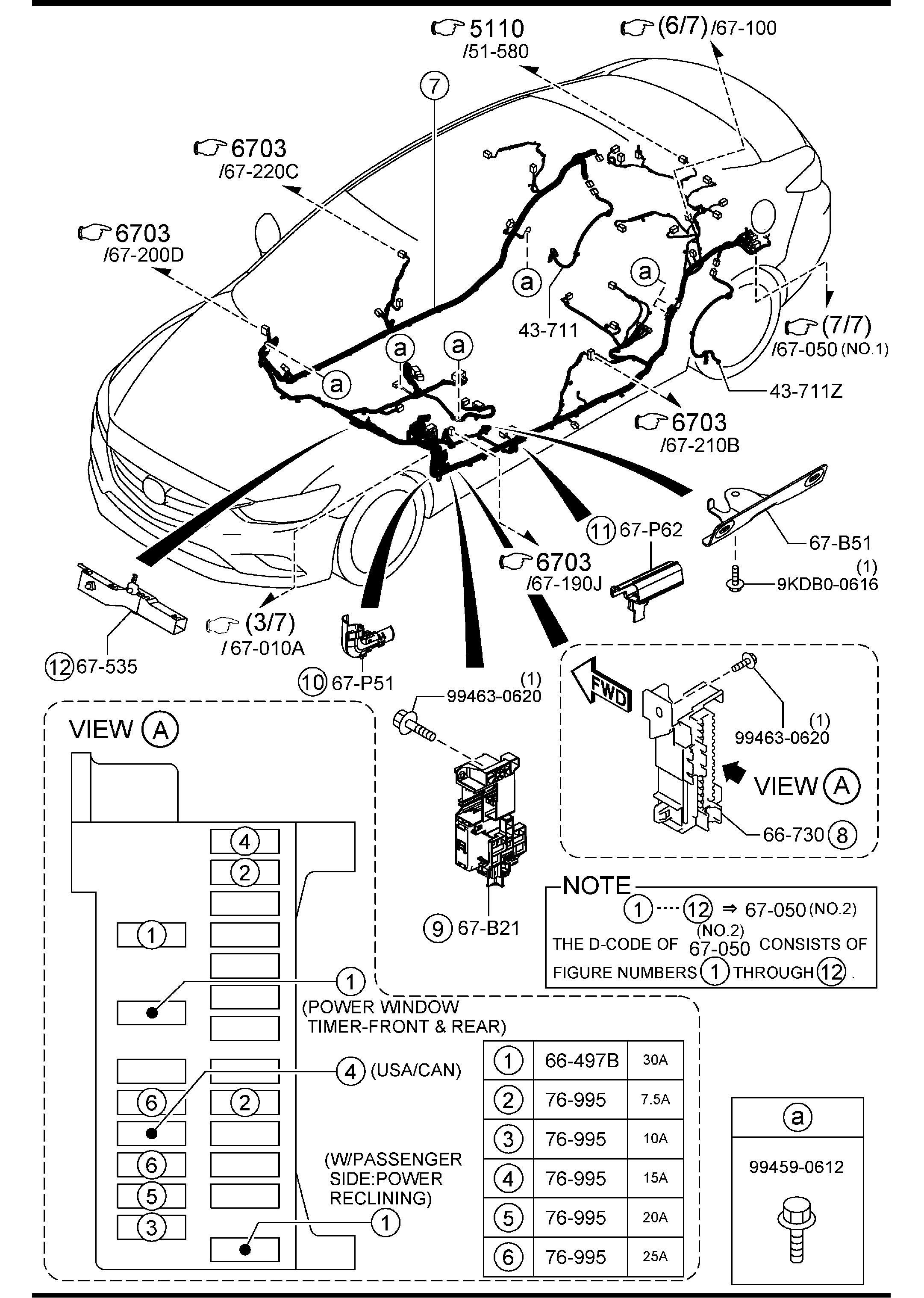 2011 ford f150 ecoboost fuse box diagram