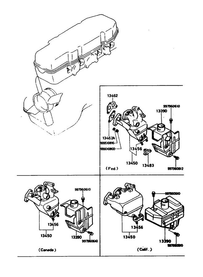 2000 mazda miata parts diagram