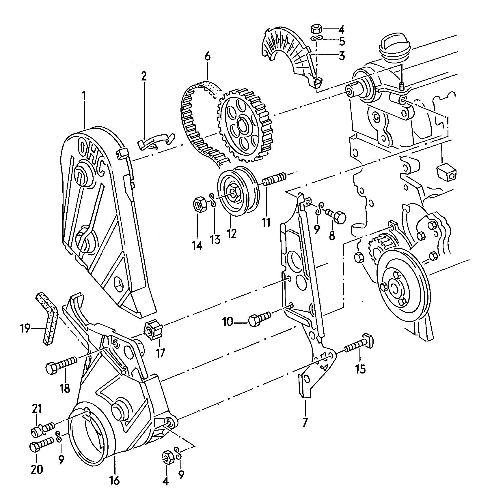 88 vw fox fuse diagram
